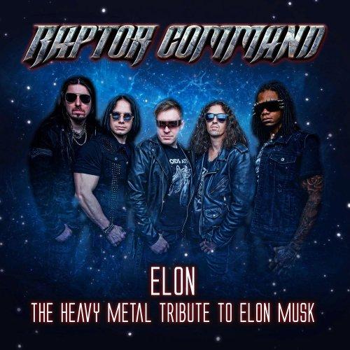 RAPTOR COMMAND - ELON album artwork