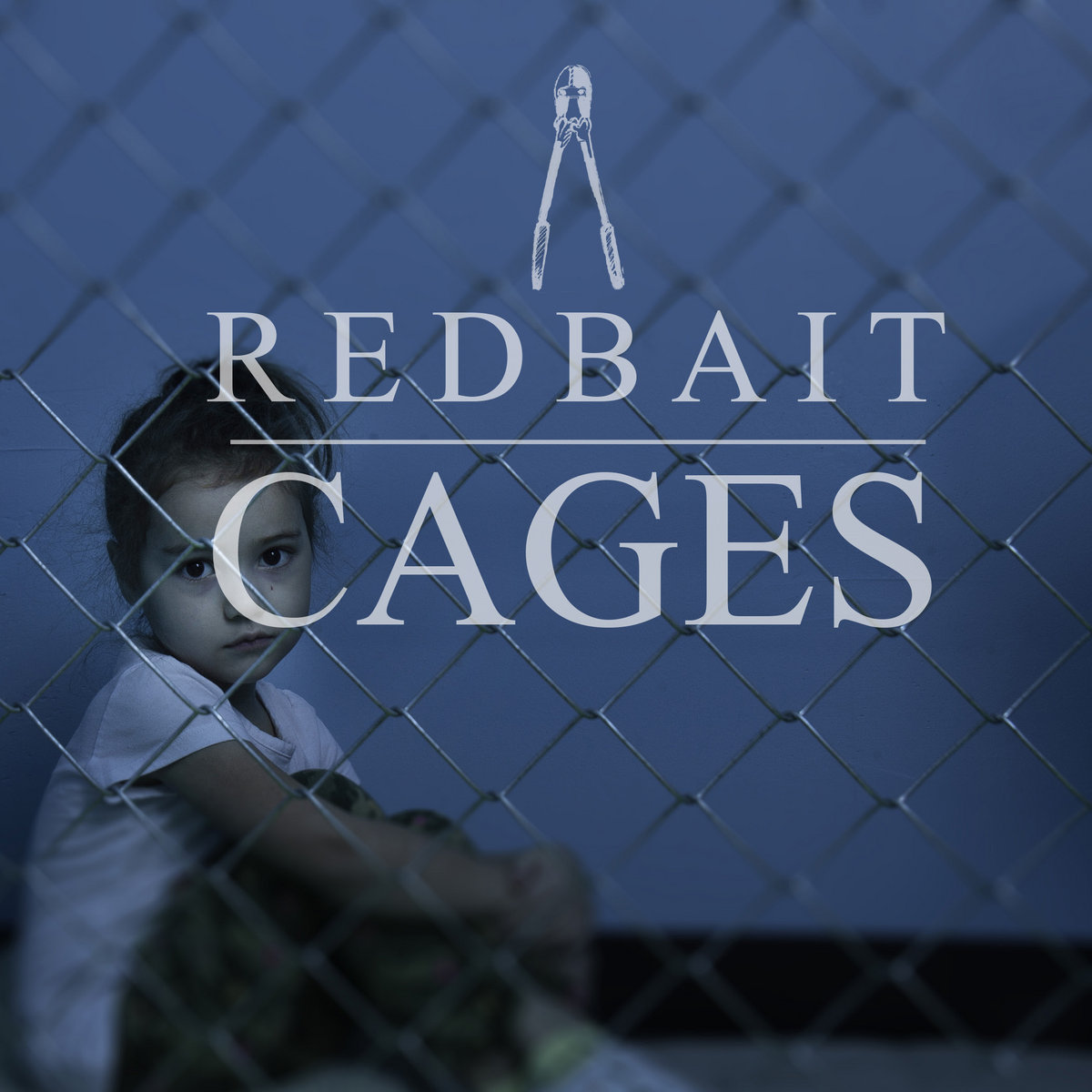 REDBAIT CAGES album artwork