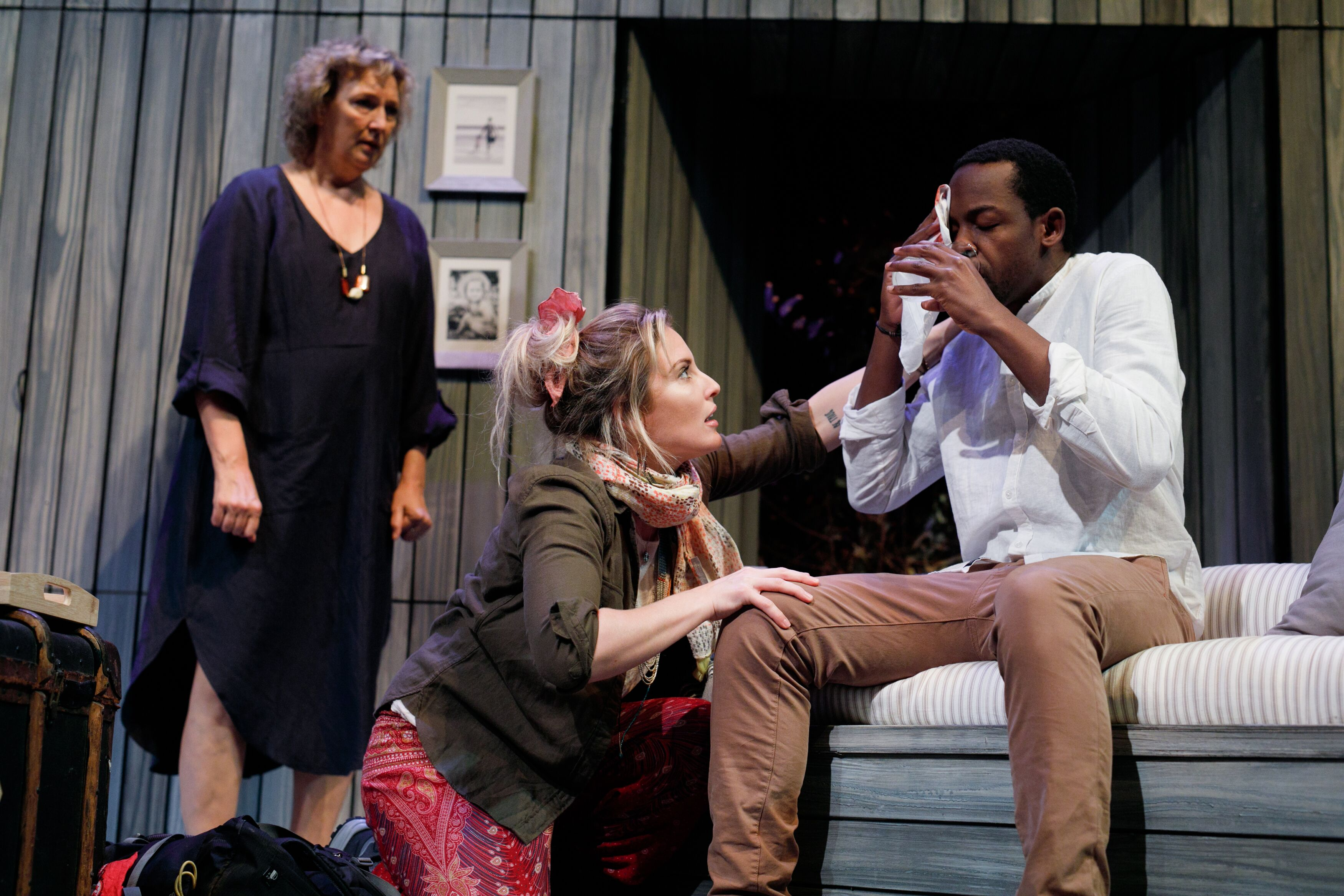 New play examines climate change and mistreatment of refugees