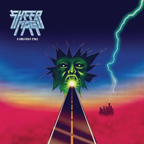 SHEER MAG - A DISTANT CALL album artwork