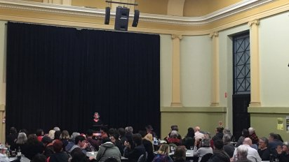 Melbourne Green Left Comedy Debate 2018