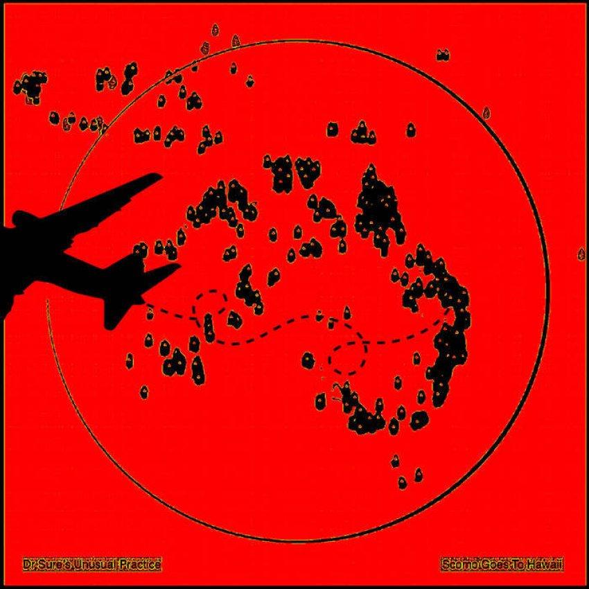 DR SURE'S UNUSUAL PRACTICE - SCOMO GOES TO HAWAII album artwork