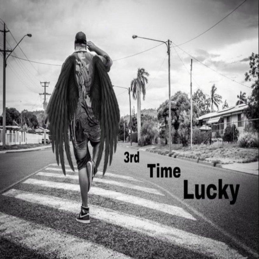 lucky luke 3rd time lucky album artwork