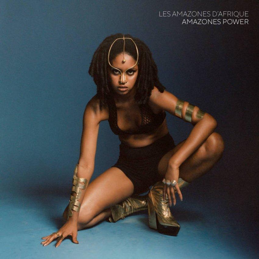 LES AMAZONES D'AFRIQUE - AMAZONES POWER album artwork