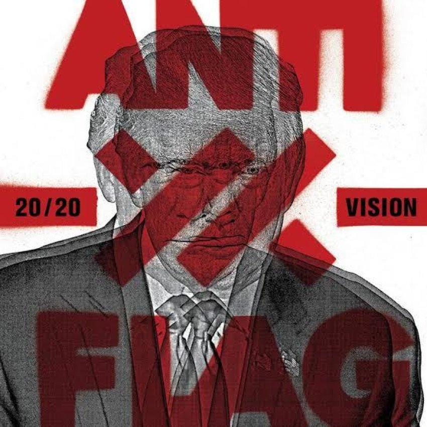 ANTI-FLAG - 20/20 VISION album artwork