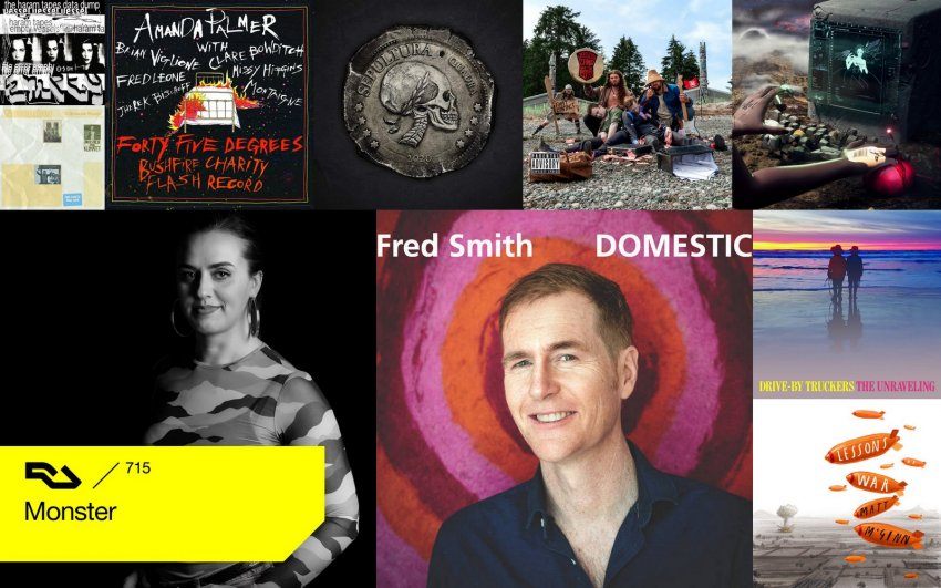 10 new political albums that you've got to hear album artwork