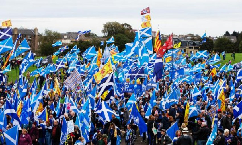 January 11 All Under One Banner March (Credit: The National)