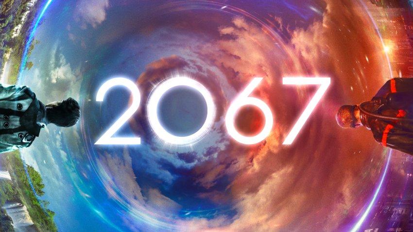 Australian sci-fi climate change movie 2067