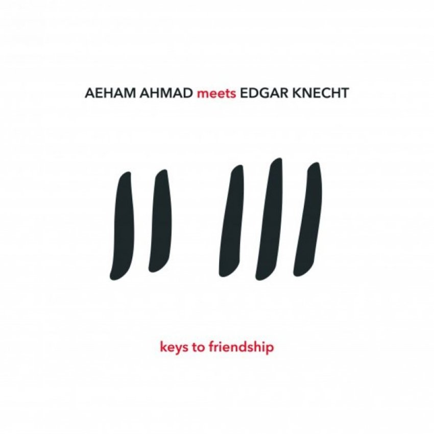 AEHAM AHMAD - KEYS TO FRIENDSHIP album artwork