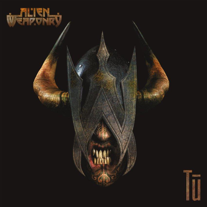ALIEN WEAPONRY - TU album artwork