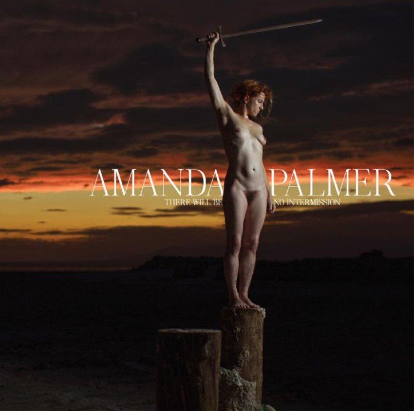 AMANDA PALMER - THERE WILL BE NO INTERMISSION album artwork