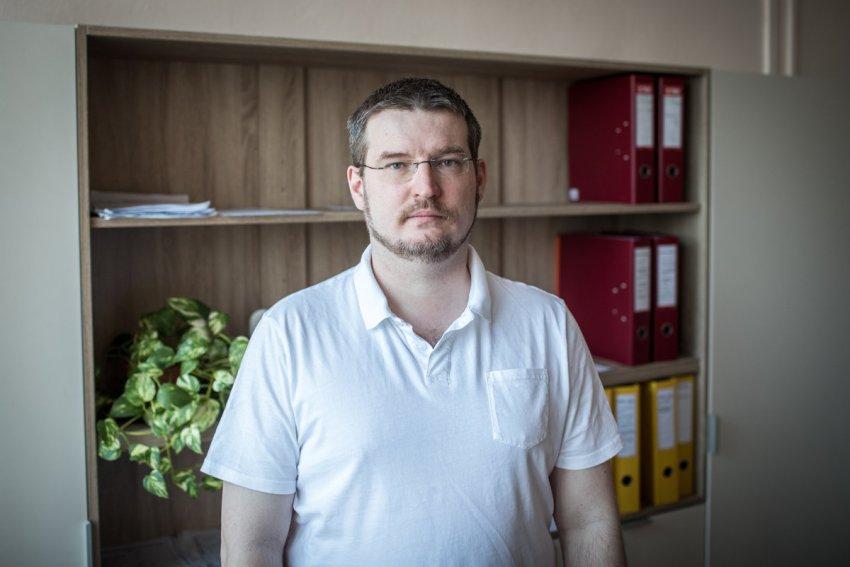 Andrej Šteňo (Credit: Jozef Jakubčo | SME Domov)