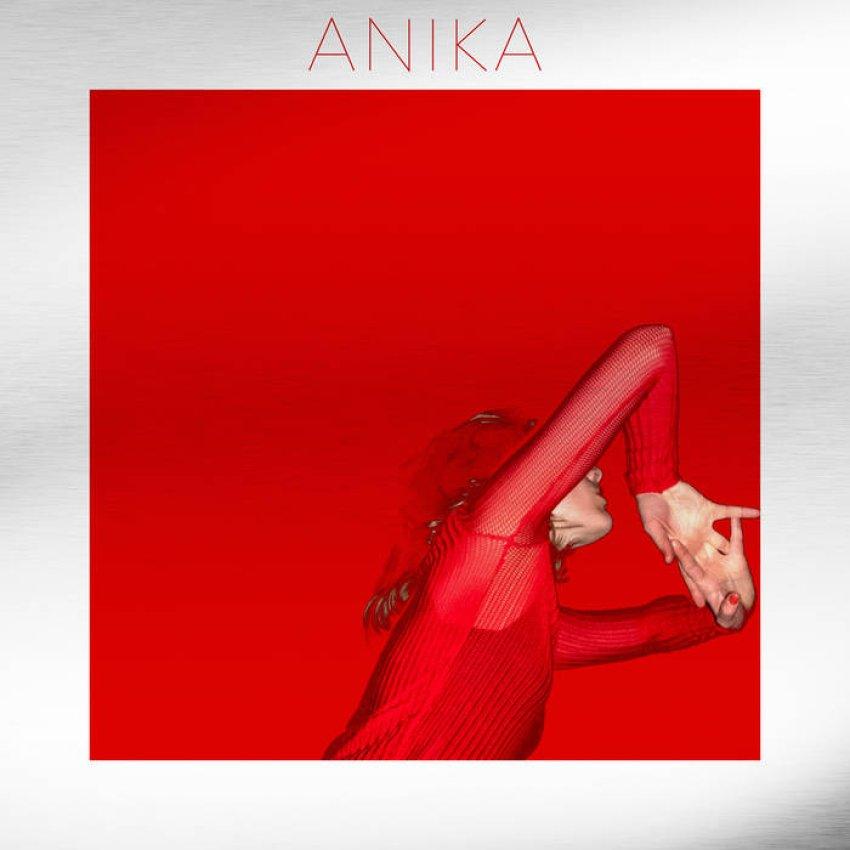 ANIKA - CHANGE album artwork