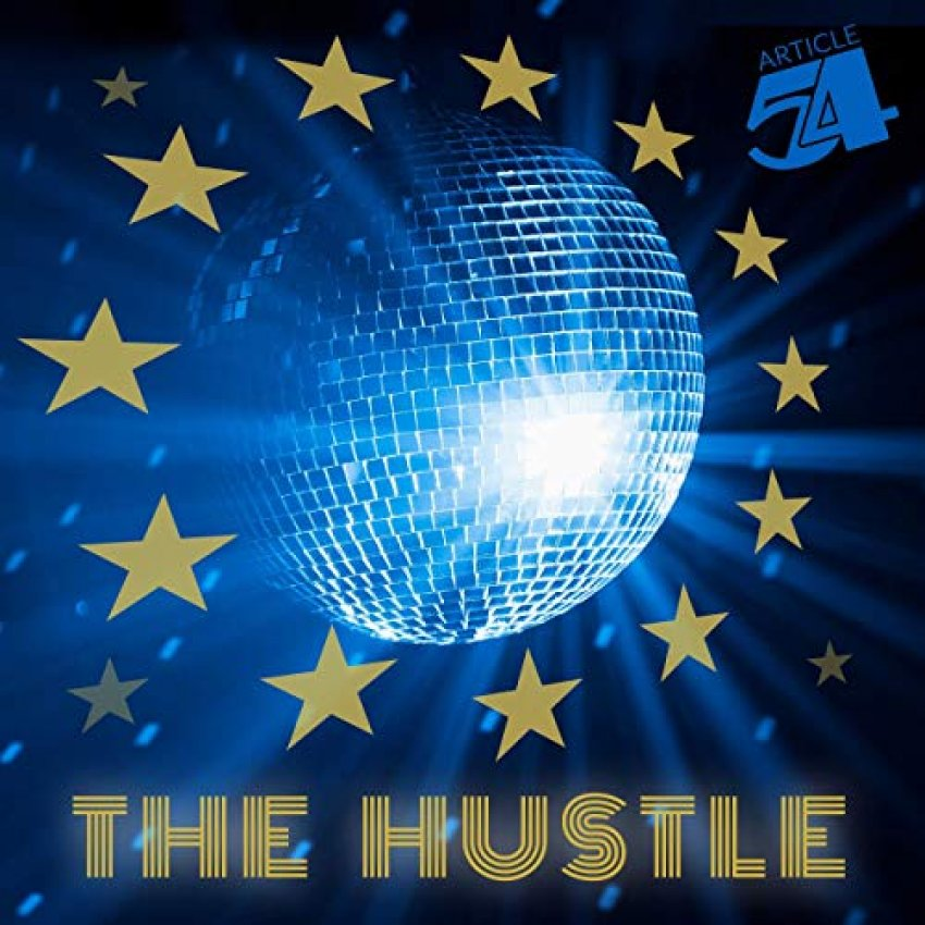 ARTICLE 54 - THE HUSTLE album artwork