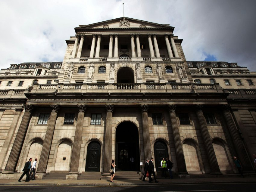 The Bank of England's own report reveals that its quantitative easing has most benefited the top 5%