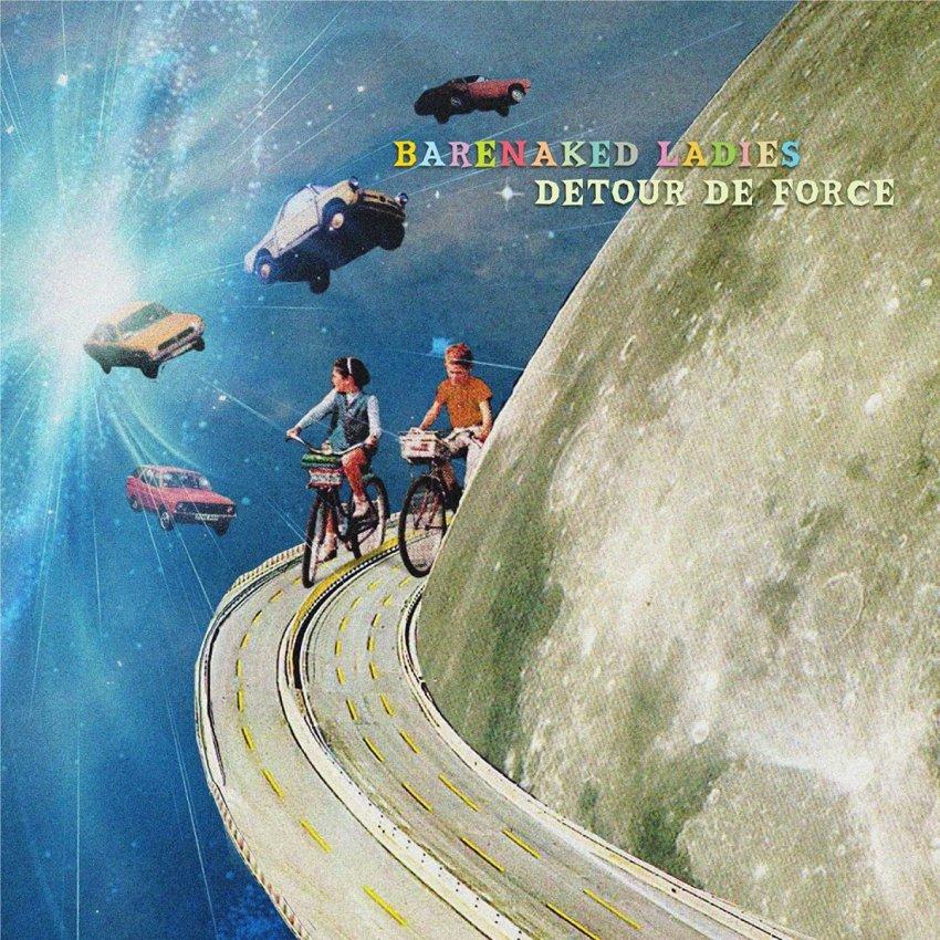BARENAKED LADIES - DETOUR DE FORCE album artwork