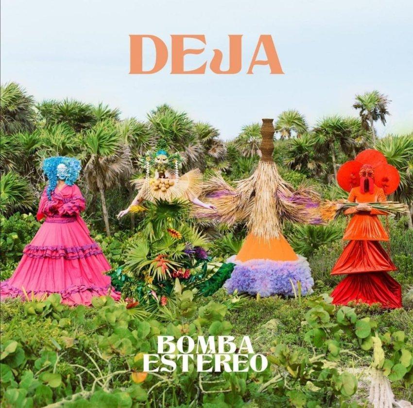 BOMBA ESTEREO the DEJA album artwork