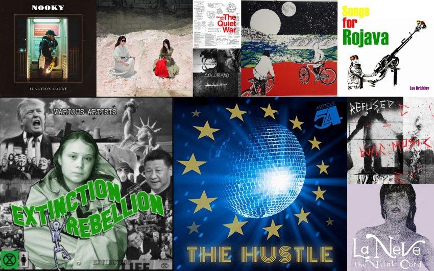 Political albums October 2019