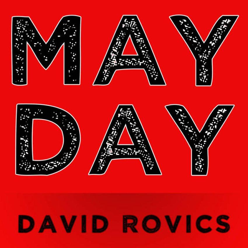 DAVID ROVICS - MAY DAY album artwork