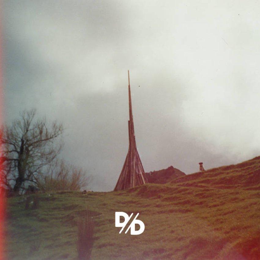 DIVIDE AND DISSOLVE - GAS LITalbum artwork