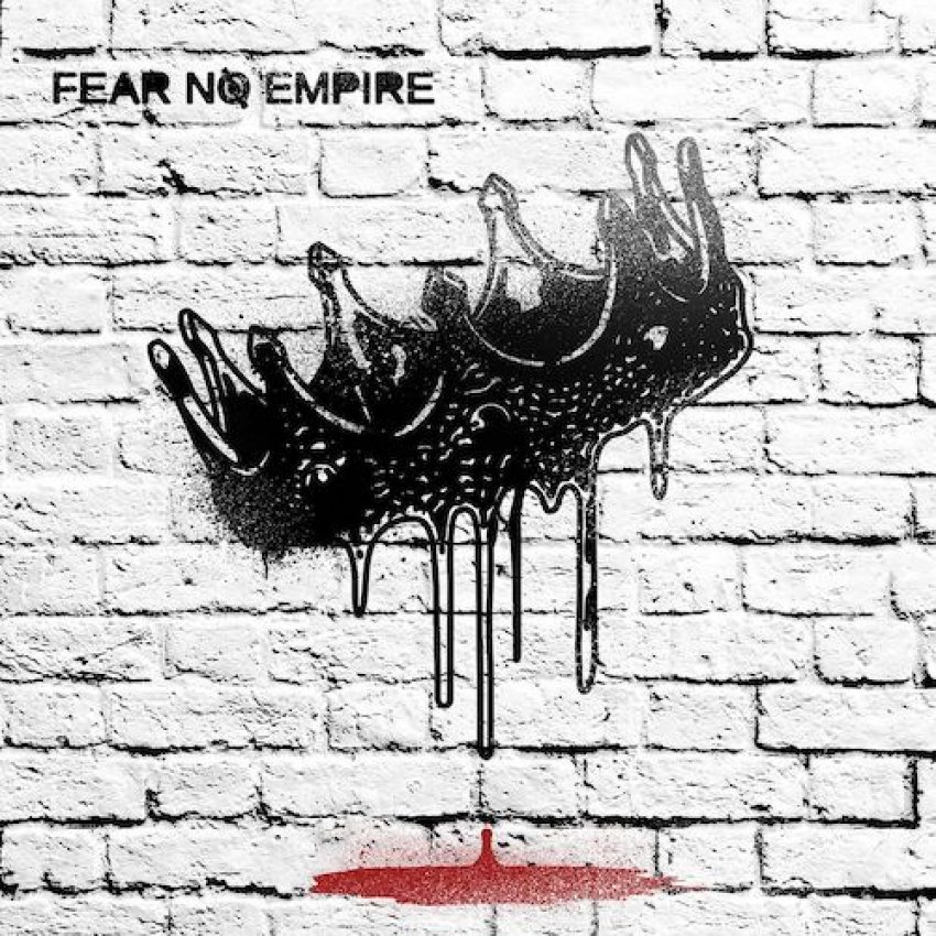 FEAR NO EMPIRE - FEAR NO EMPIRE album artwork