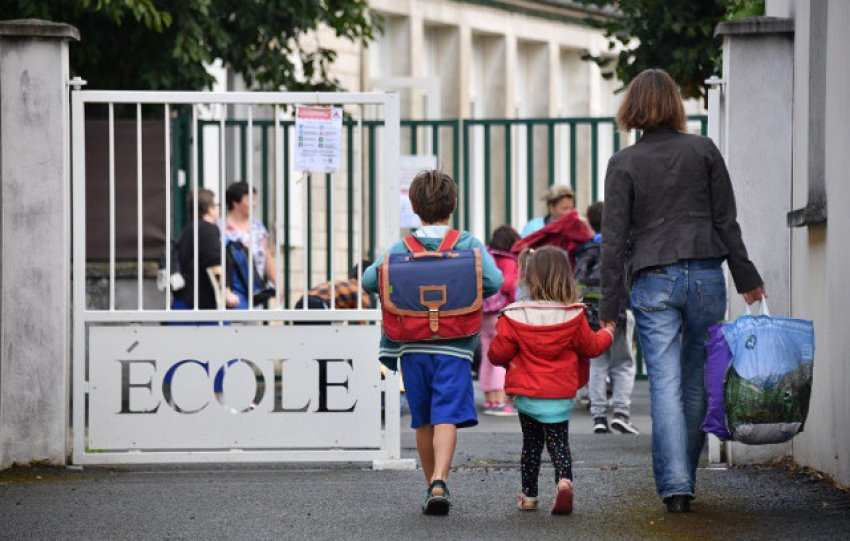 A safe return to school in France?