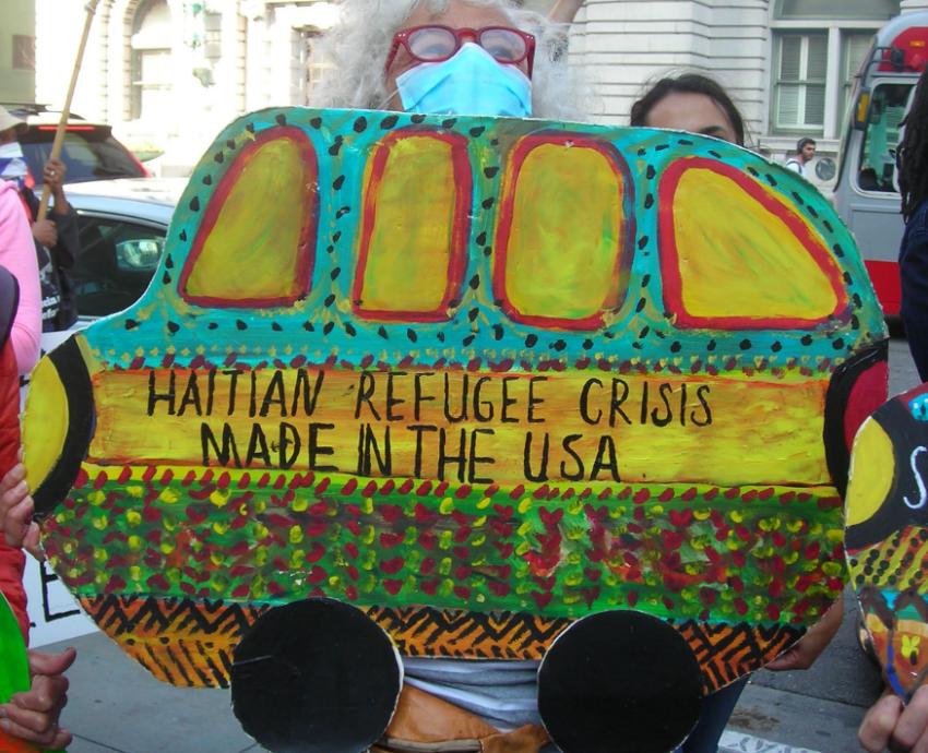 Haiti refugees cr Kathy Kojimoto
