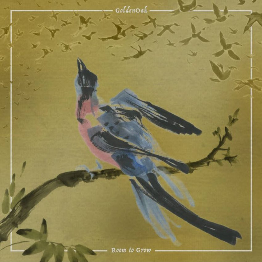 album artwork for goldenoak