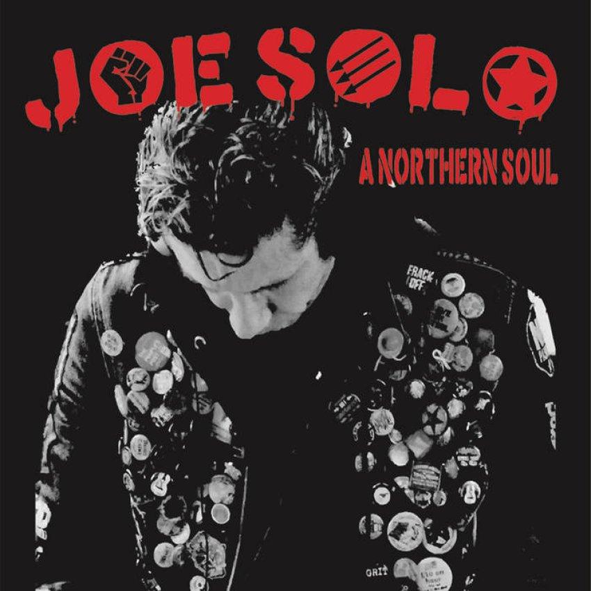 JOE SOLO - A NORTHERN SOULalbum artwork