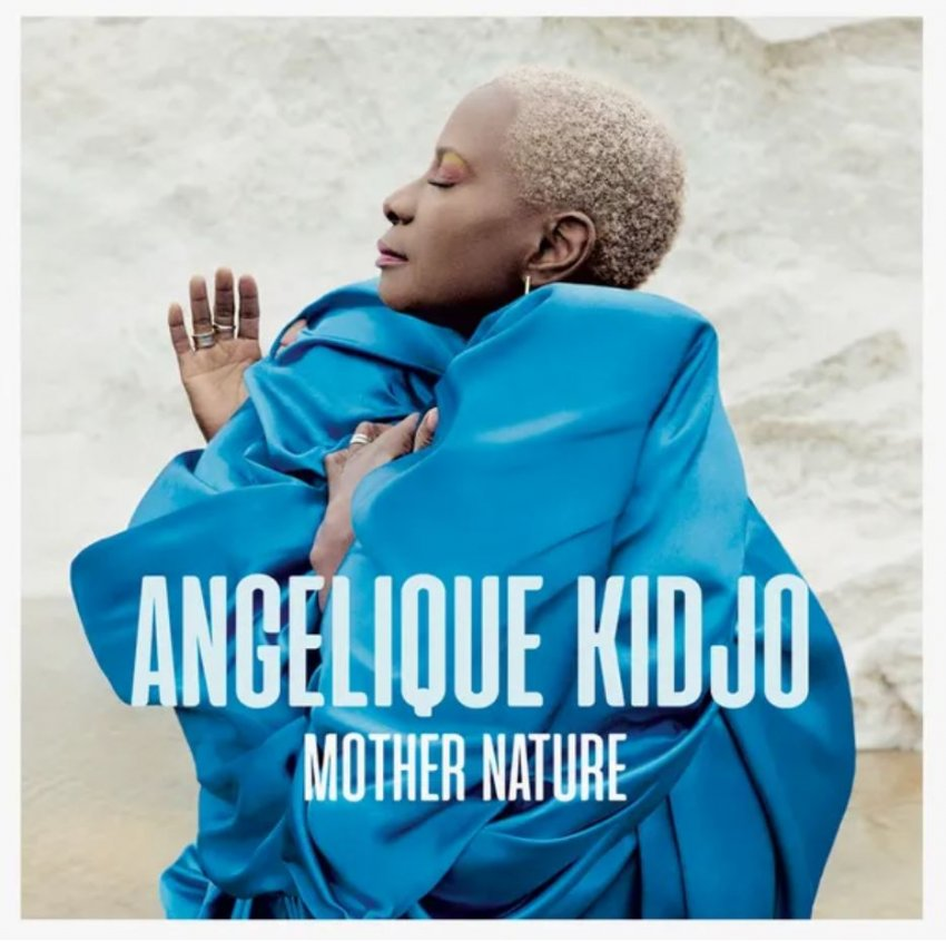 ANGELIQUE KIDJO - MOTHER NATURE artwork