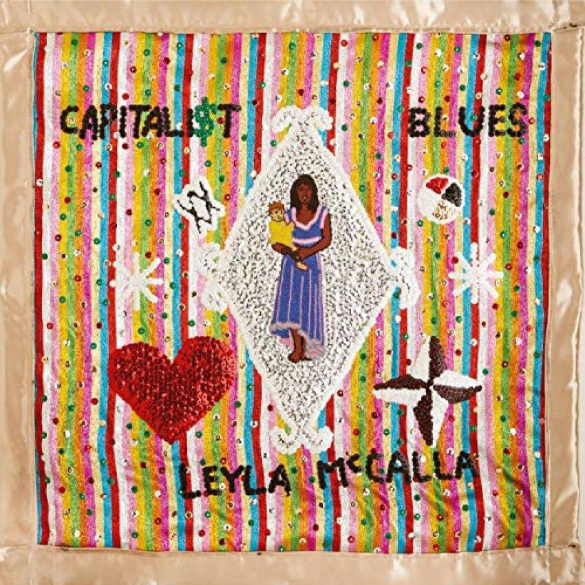 LEYLA MCCALLA - THE CAPITALIST BLUES album artwork