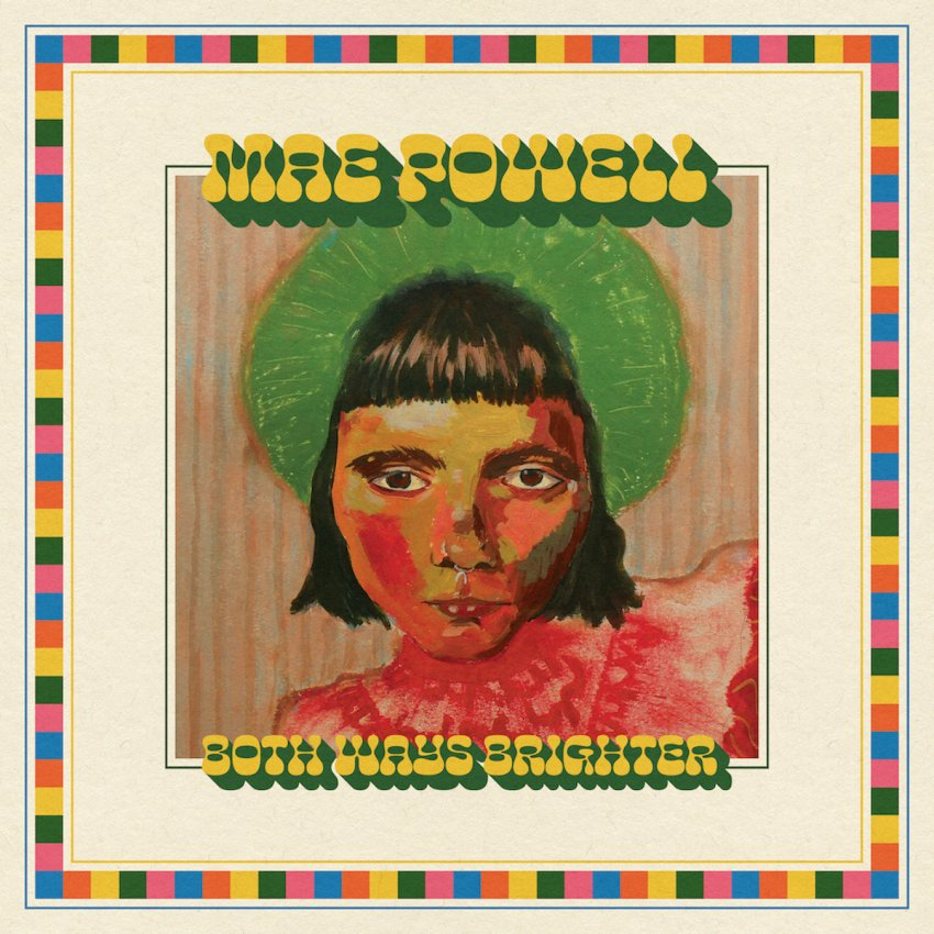 MAE POWELL - BOTH WAYS BRIGHTER album artwork