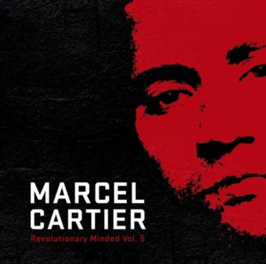 MARCEL CARTIER - REVOLUTIONARY MINDED, VOL. 5 album artwork