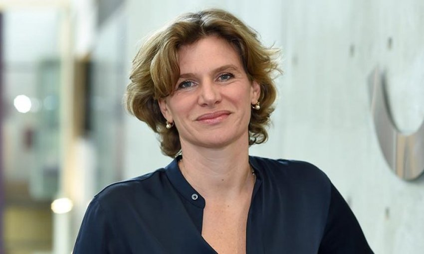 Mariana Mazzucato, director of the Institute for Innovation and Public Purpose, University College London