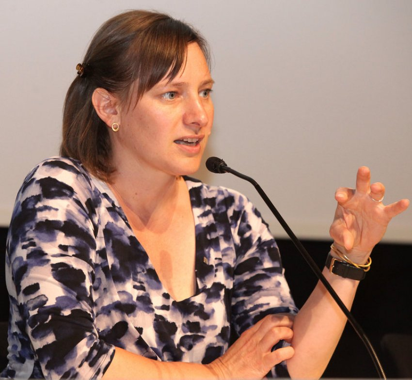 Marie Kapretz, the Catalan government's Berlin representative