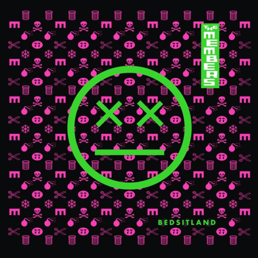 THE MEMBERS — BEDSITLAND album artwork