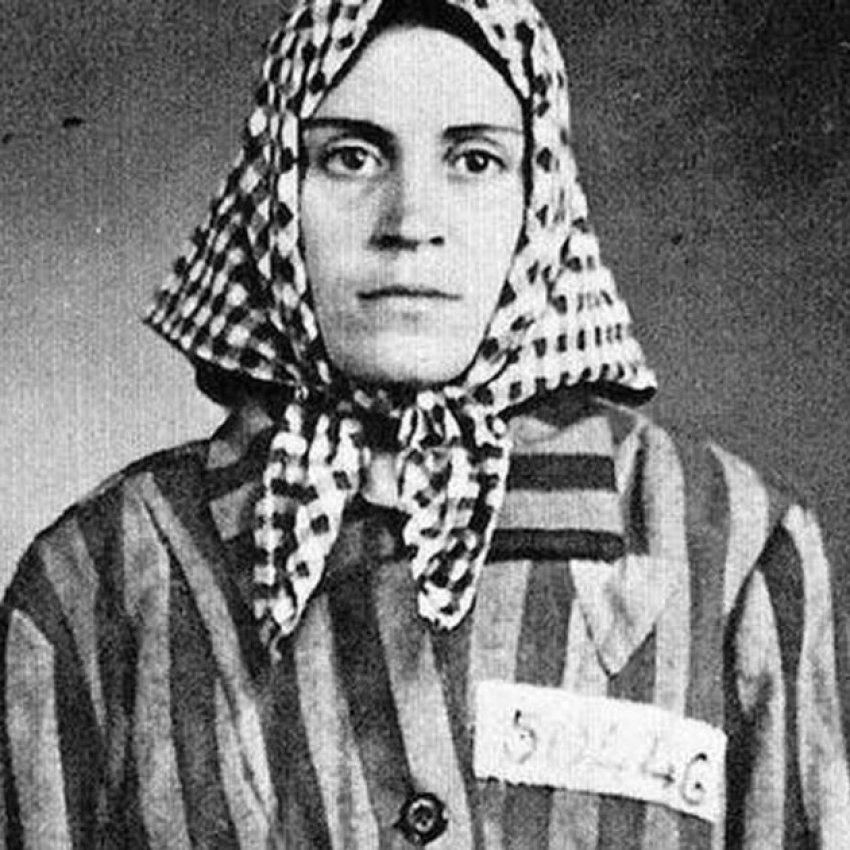 Neus Català, prisoner in Ravensbruck concentration camp