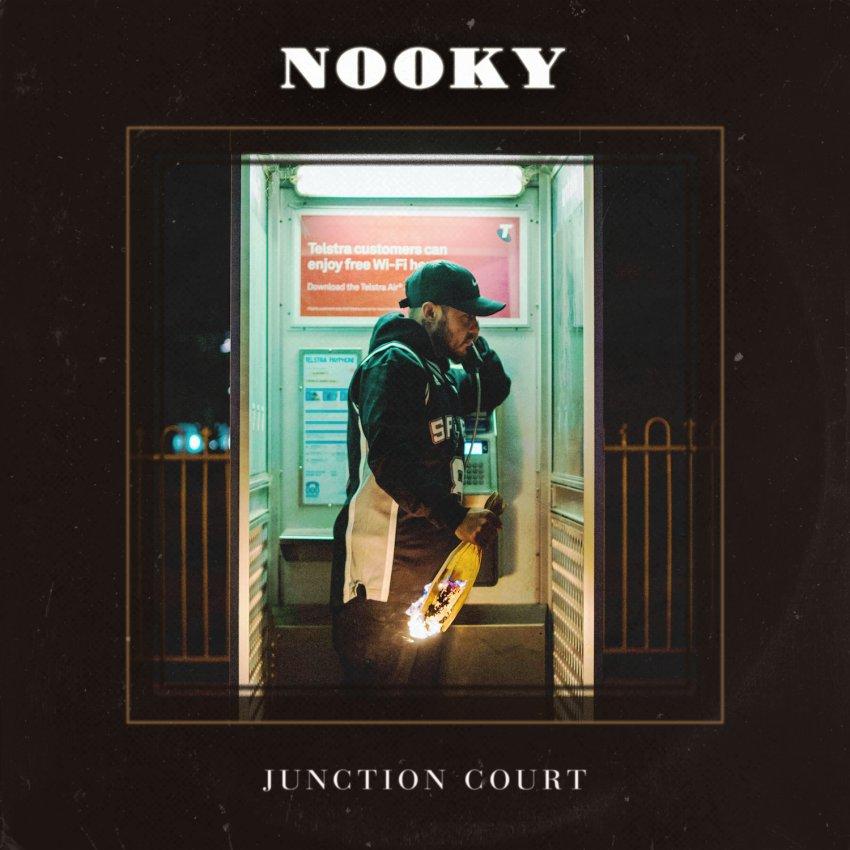 NOOKY - JUNCTION COURT album artwork