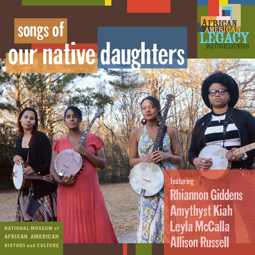 OUR NATIVE DAUGHTERS - SONGS OF OUR NATIVE DAUGHTERS album artwork
