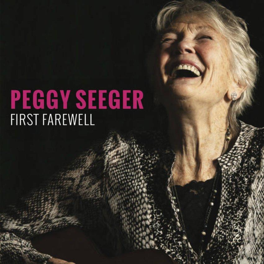 PEGGY SEEGER — FIRST FAREWELLALBUM ARTWORK