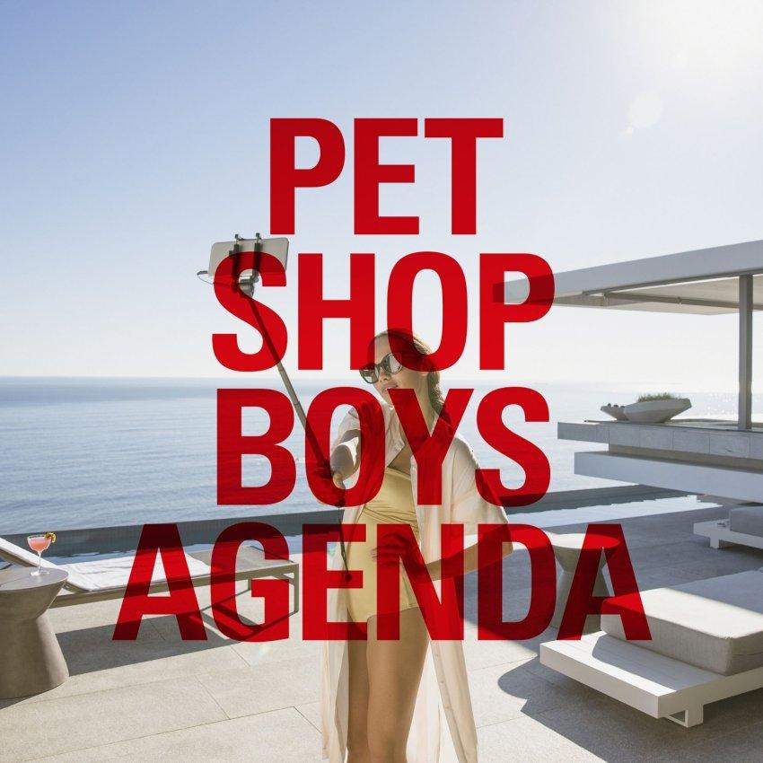PET SHOP BOYS - AGENDA EP artwork