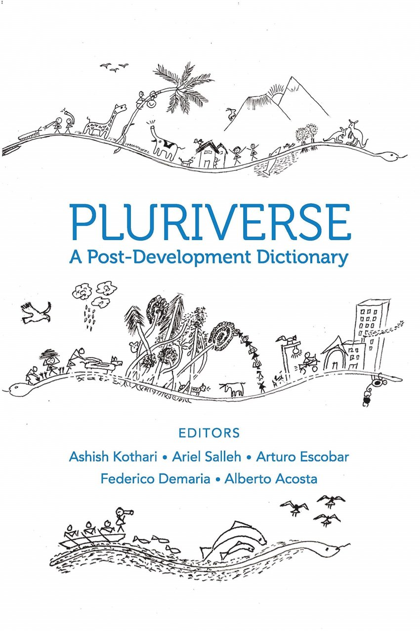 Pluriverse front cover