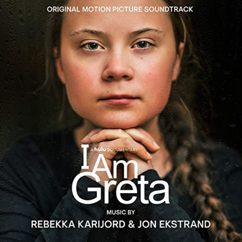 REBEKKA KARIJORD & JON EKSTRAND - I AM GRETA album artwork