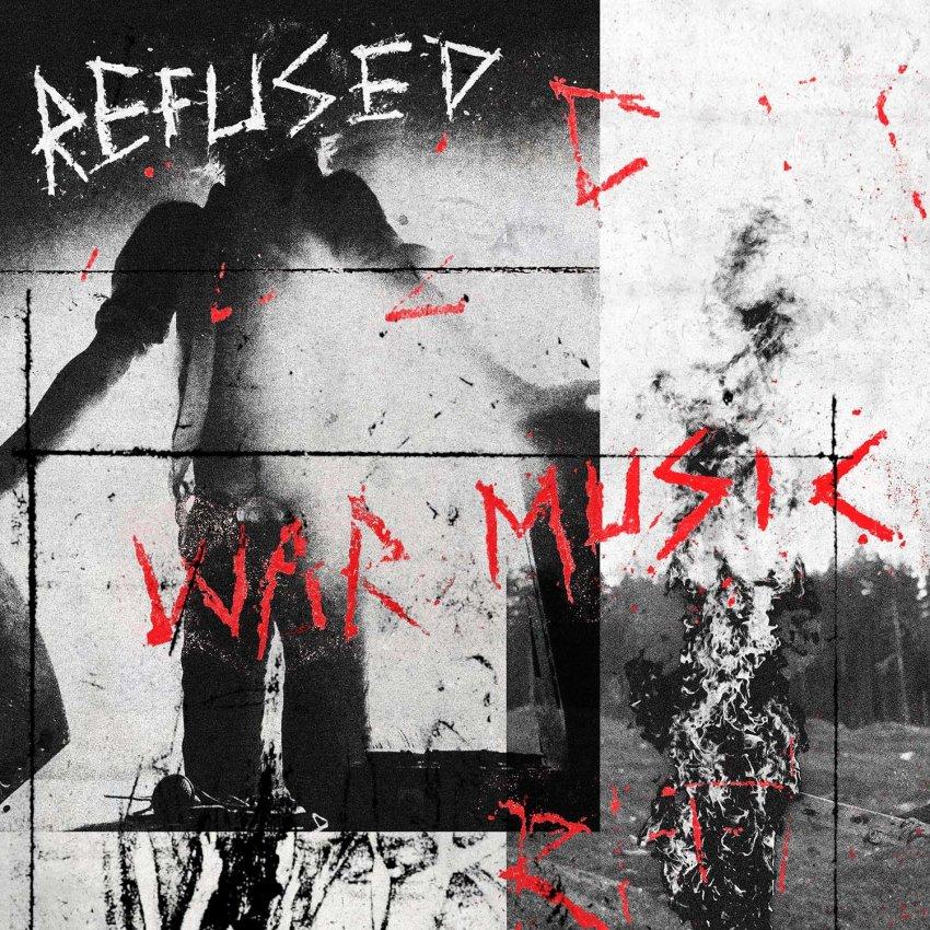 REFUSED - WAR MUSIC album artwork