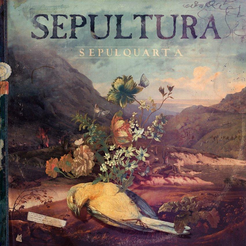 SEPULTURA - SEPULQUARTA album artwork