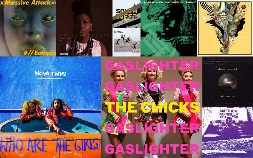 10 new political albums july 2020 album artwork