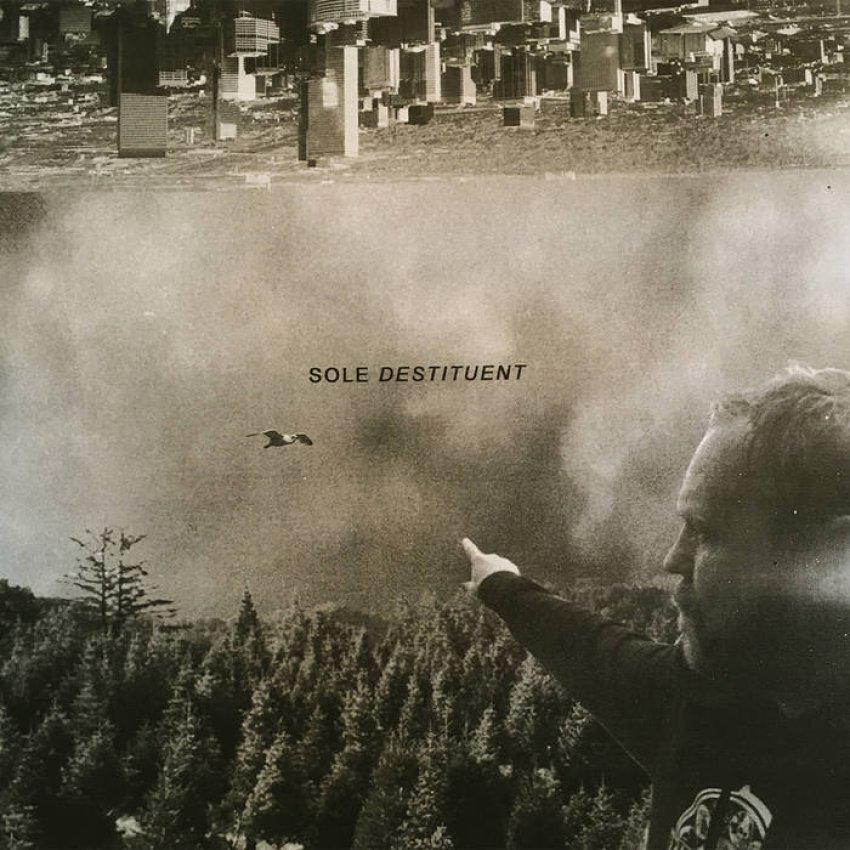 SOLE - DESTITUENT album artwork