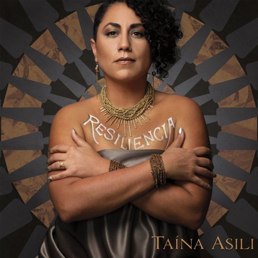 TAINA ASILI - RESILIENCIA album artwork