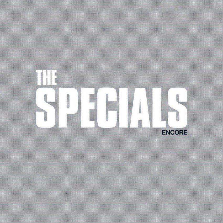 THE SPECIALS - ENCORE album artwork