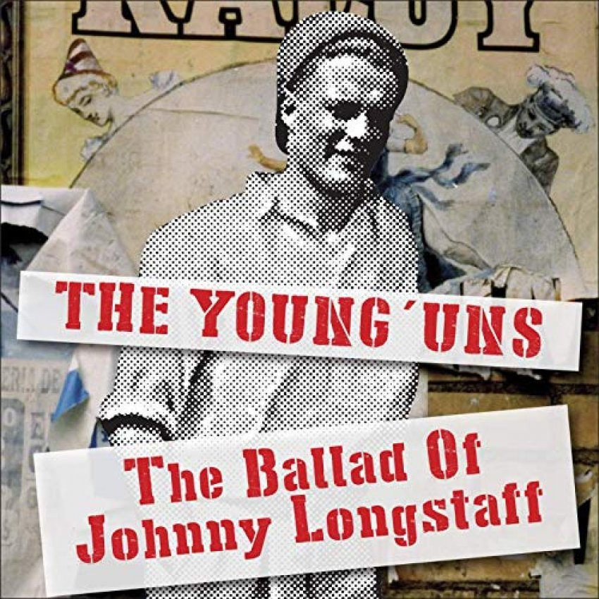 THE YOUNG 'UNS - THE BALLAD OF JOHNNY LONGSTAFF album artwork